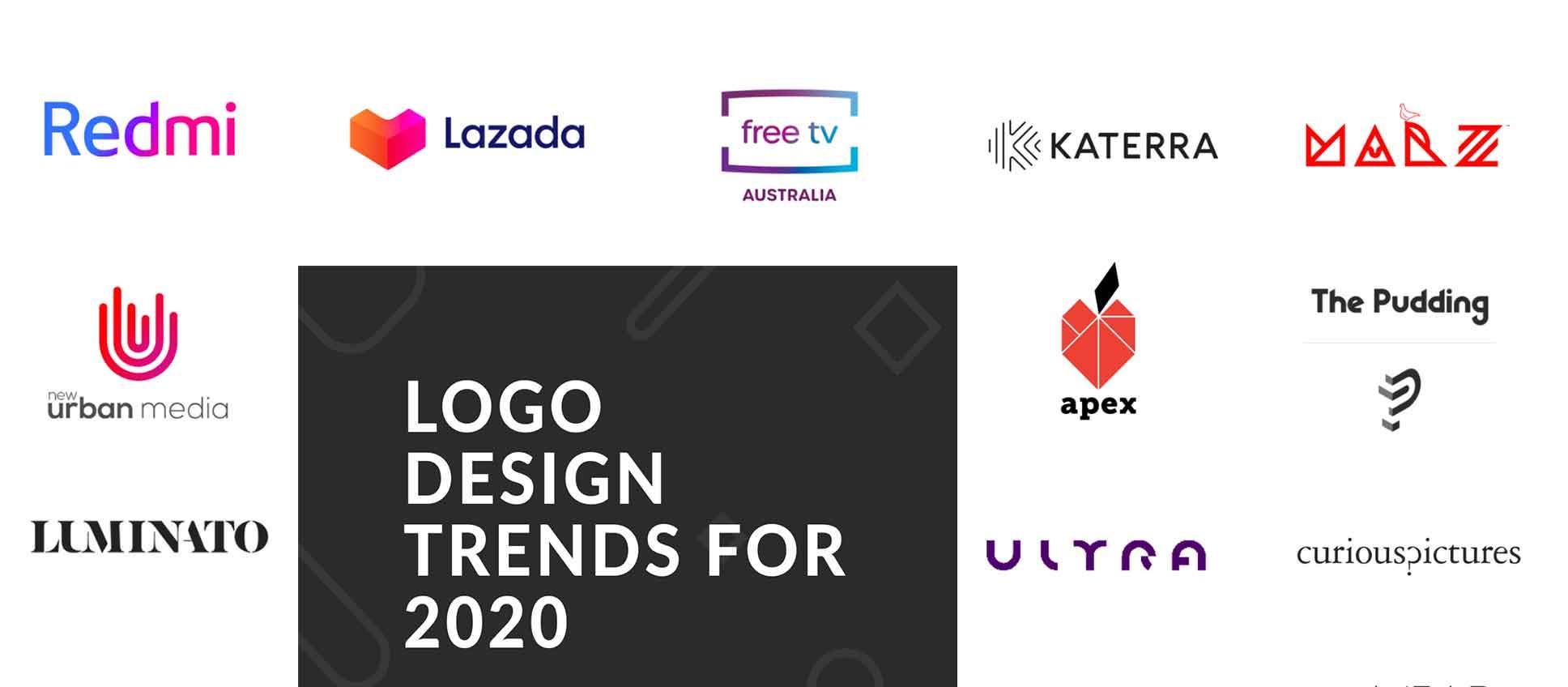 10 Logo Design Trends To Try In 2020 Infographic